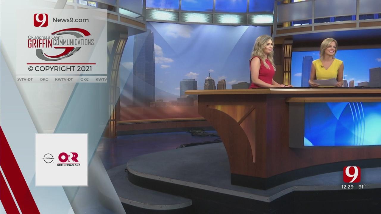 News 9 Noon Newscast (Aug. 9)