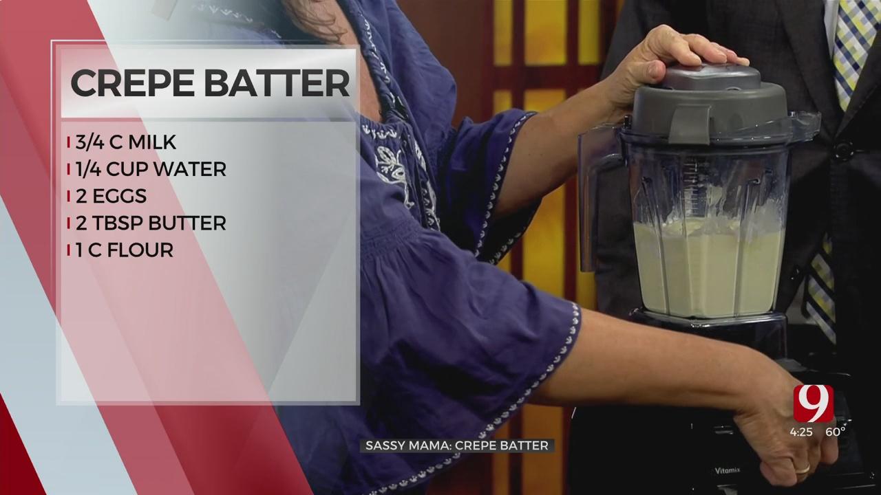 Basic Crepe Batter