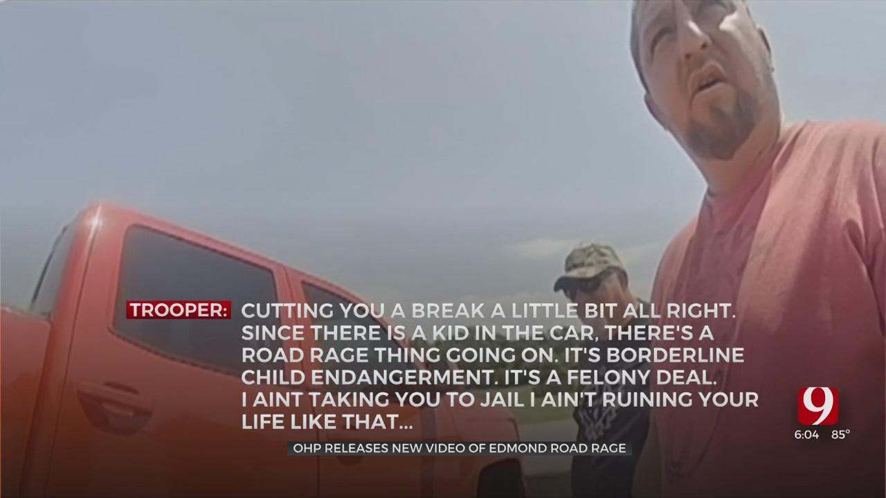 'Cutting You A Break': Bodycam Of I-35 Road Rage Investigation Draws Questions