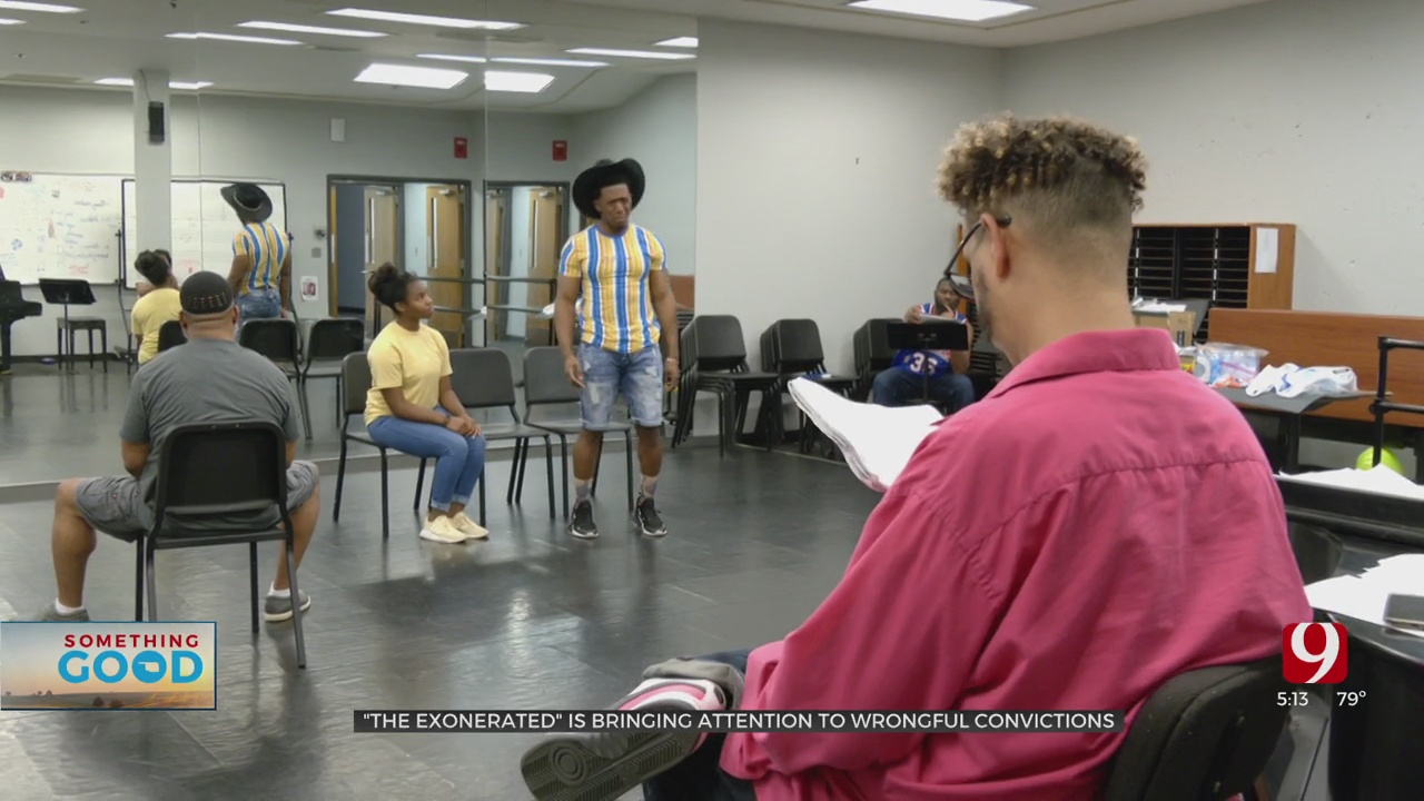 Local Play Tells Life Stories Of Exonerated Inmates On Death Row For Crimes They Didn't Commit
