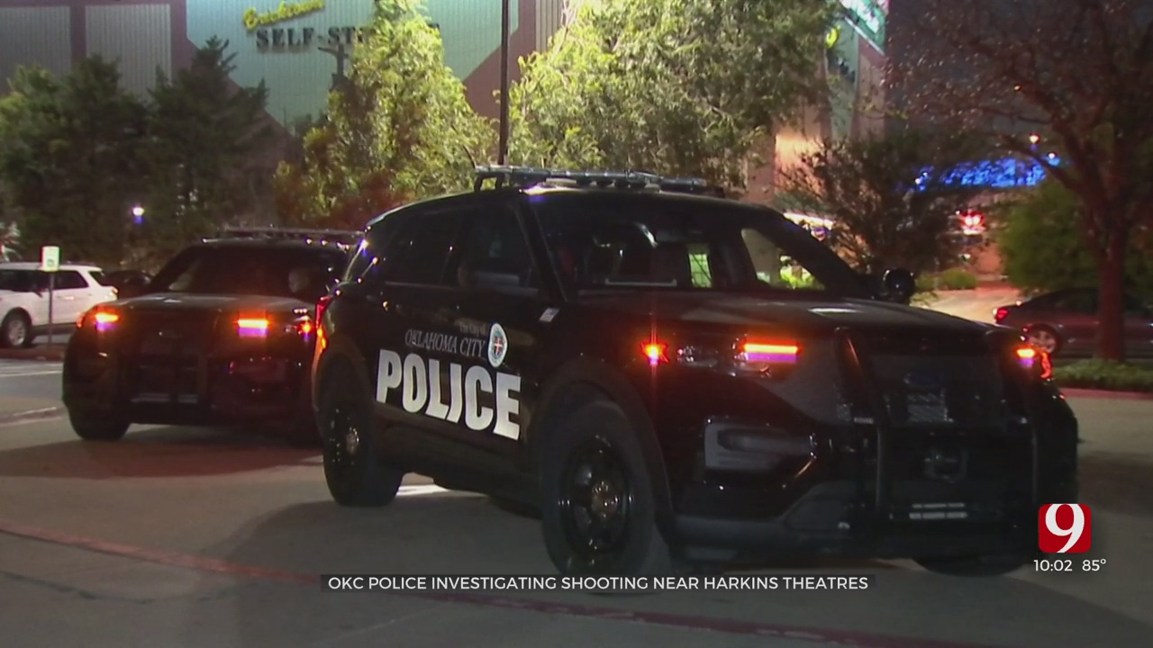 Police Search For Suspect In Overnight Bricktown Shooting