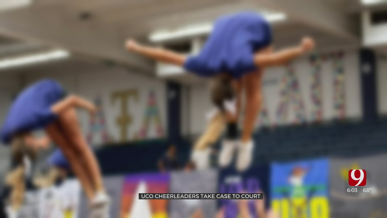 Members Of UCO Cheer Team File Restraining Order Following Recent Suspension