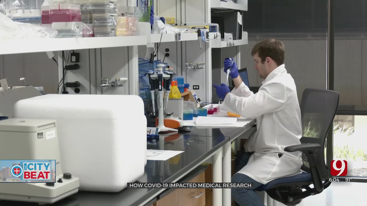 How COVID-19 Impacted Medical Research