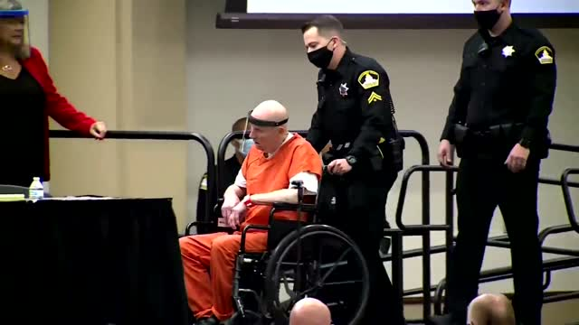 Golden State Killer Admits Murders, Rapes For Life In Prison