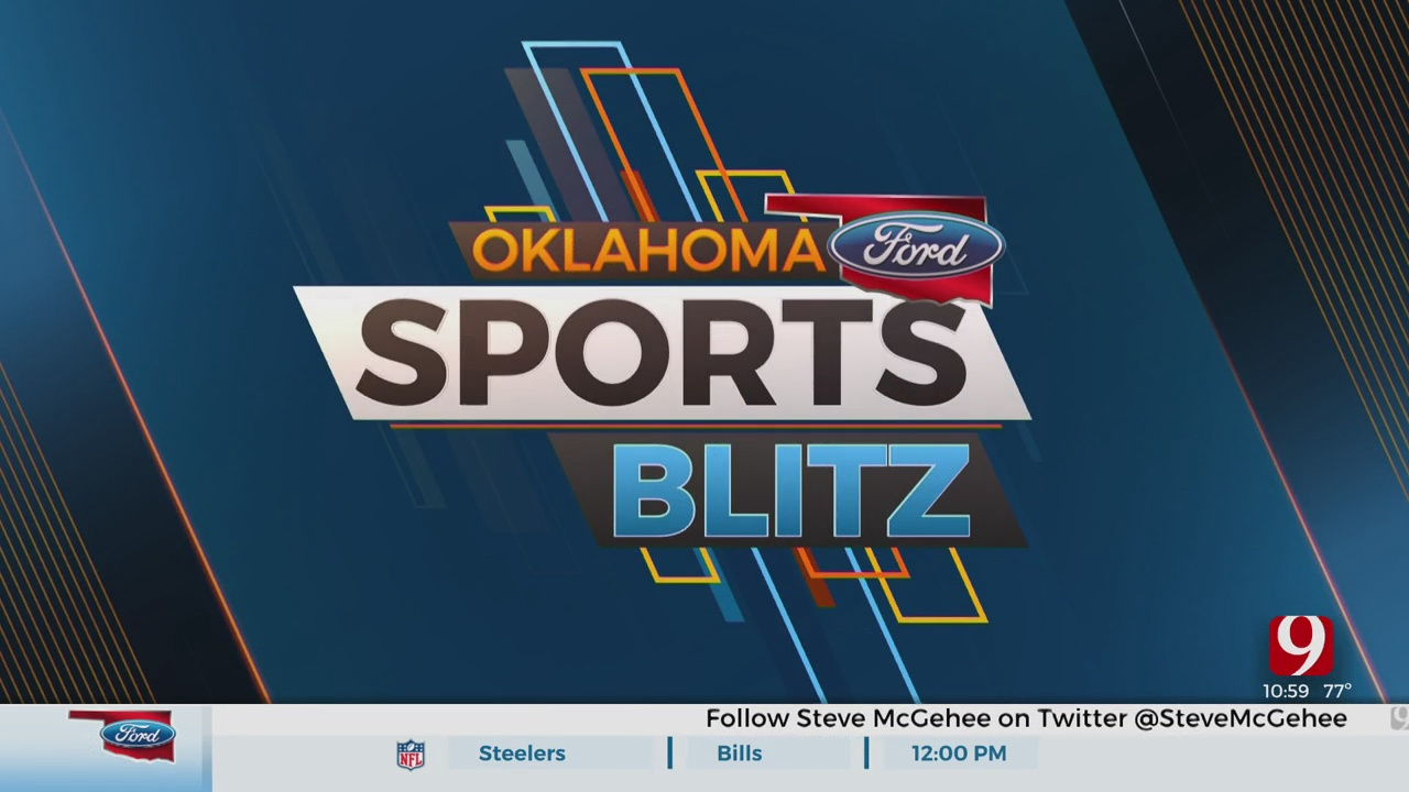 Oklahoma Ford Sports Blitz: September 12