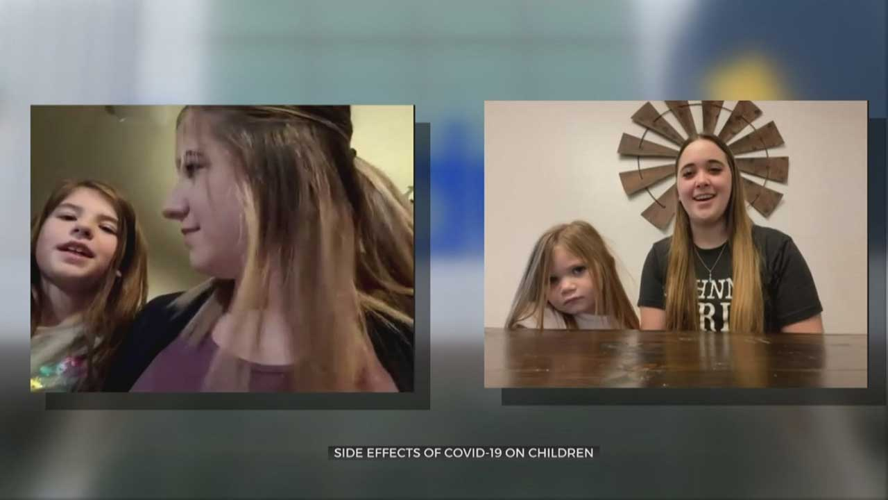 Oklahoma Doctors Seeing More Cases Of Dangerous COVID-19 Side Effect In Kids