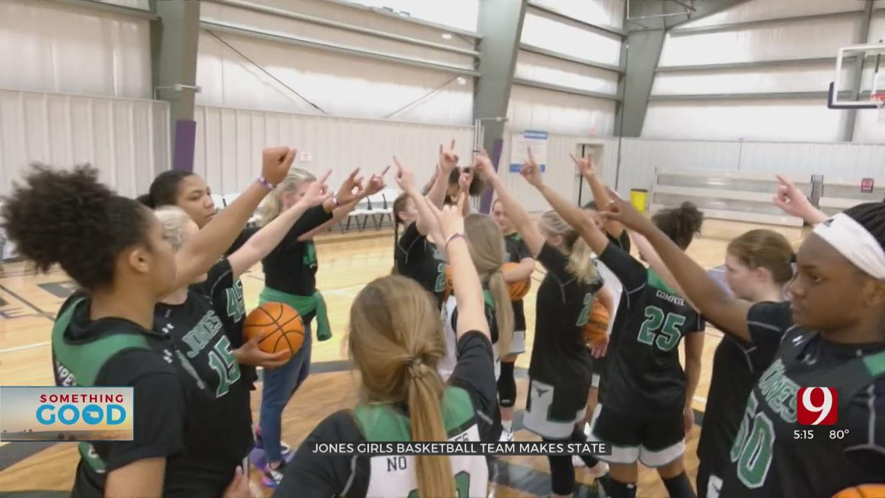Jones Girls Basketball Team To Make Pandemic-Delayed State Tournament Debut
