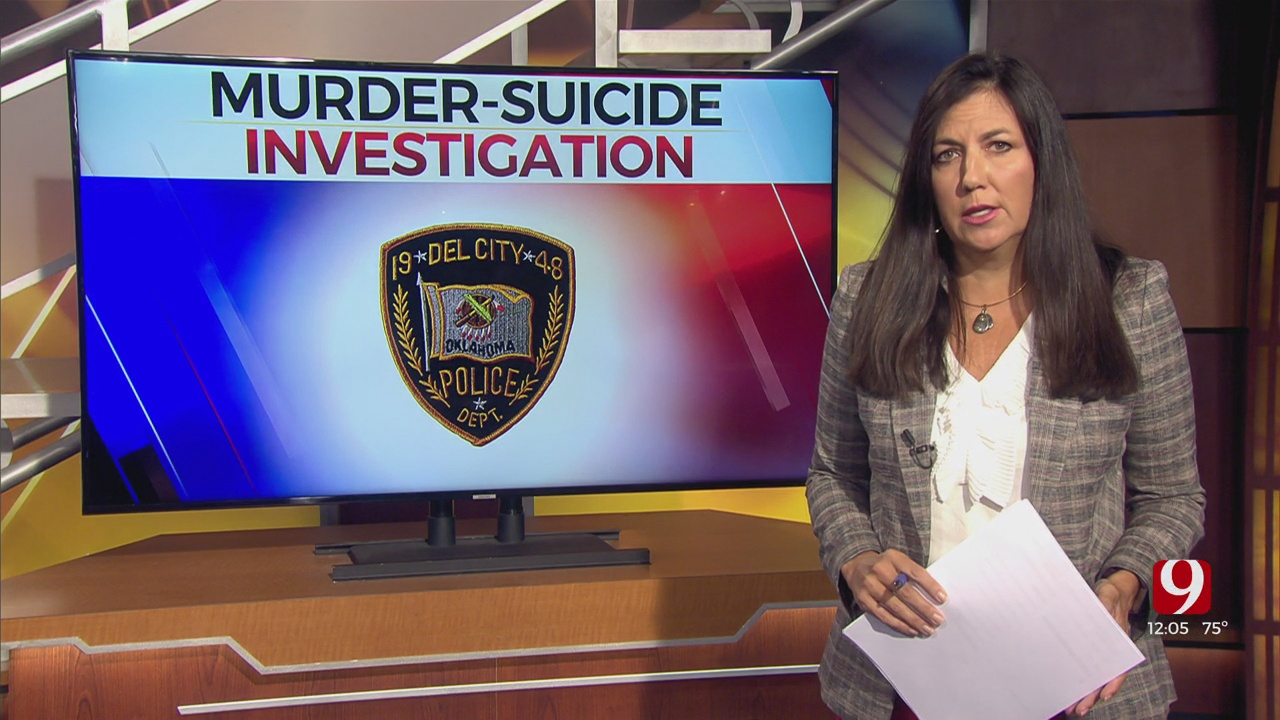 Del City Police Investigating Apparent Murder-Suicide Involving Active Duty Military Member