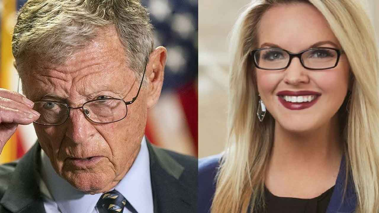 Incumbent Inhofe Fends Off Opponent Broyles In Race For US Senate