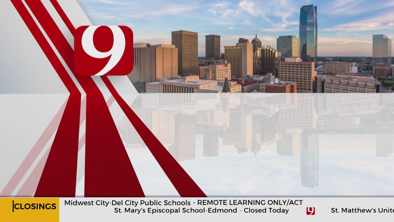 News 9 Noon Newscast (February 11)