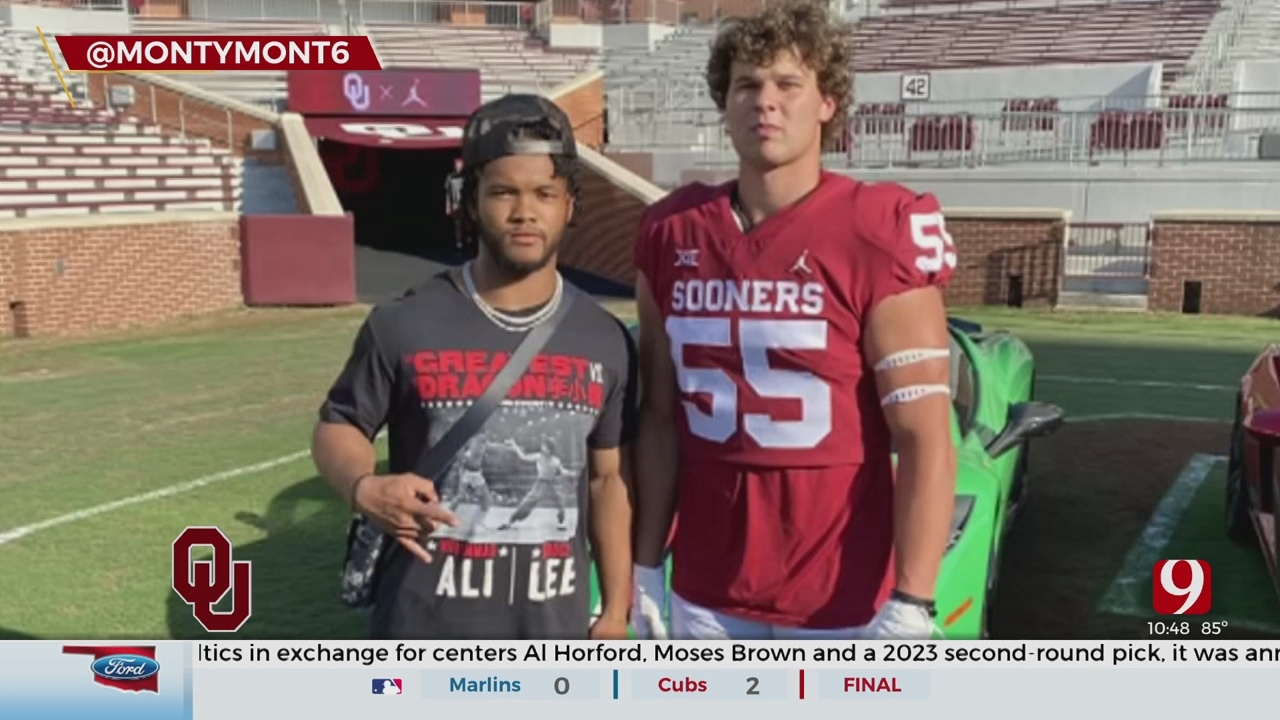 Sooner Alums Show Out For Recruiting Event