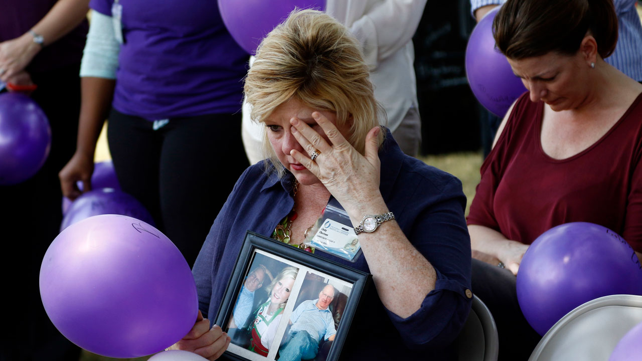 World Alzheimer's Day Aims To Raise Awareness And Bring Hope