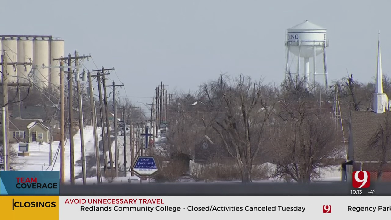 Residents Caught Off Guard By Sudden OG&E Rolling Blackout
