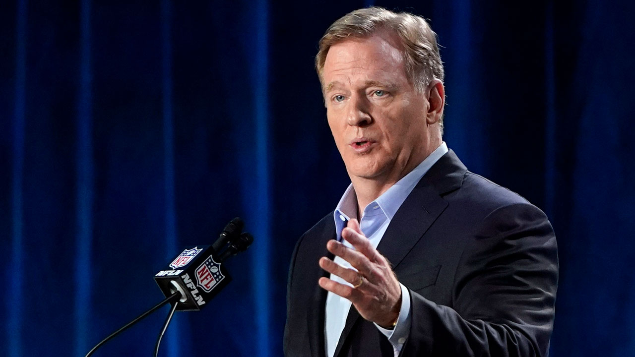 NFL Commissioner Remains Committed To Finishing Regular Season After COVID-19 Outbreak
