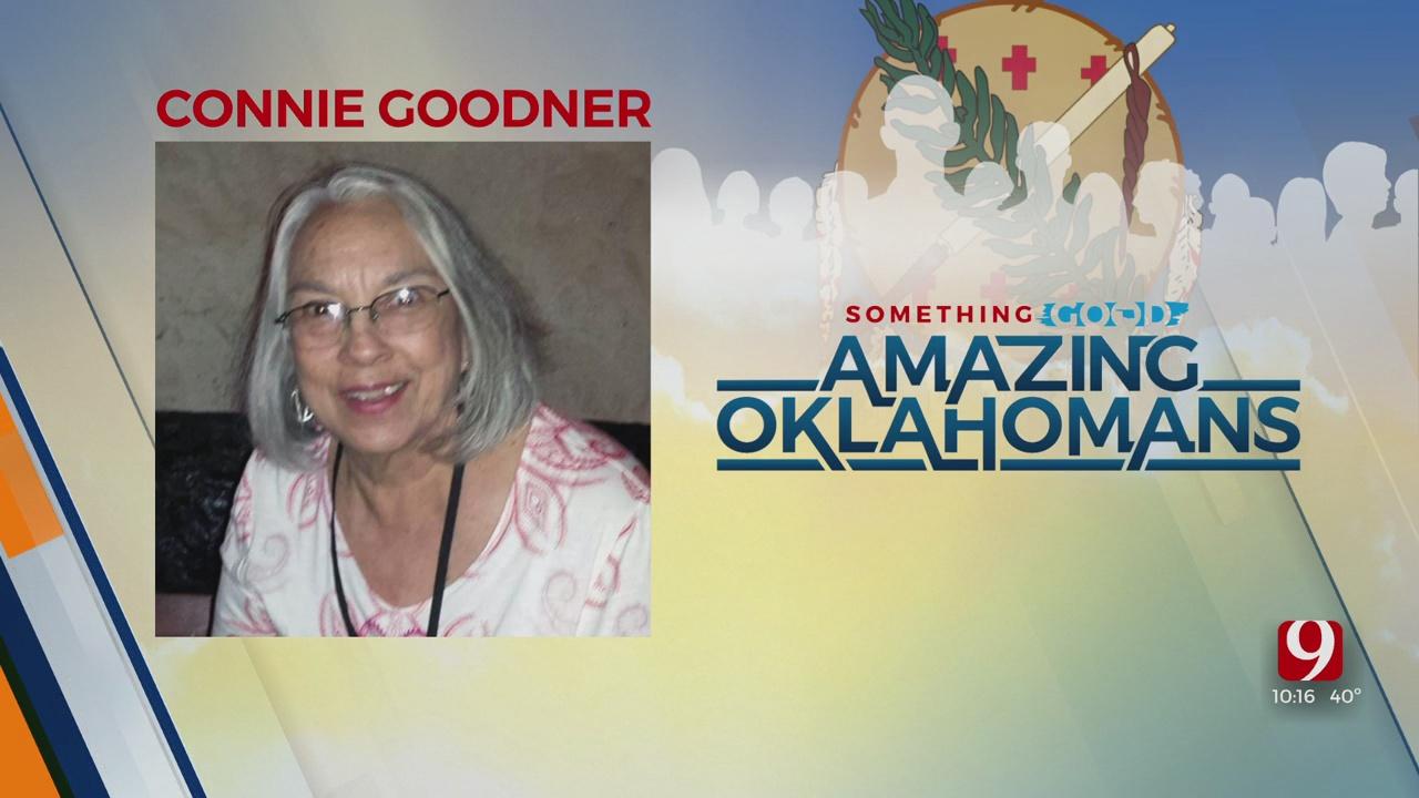 Amazing Oklahoman: Connie Goodner
