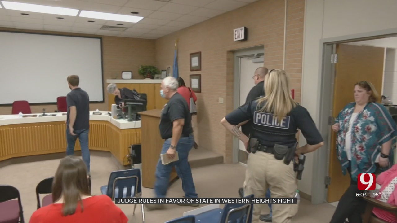 Judge Rules In Favor Of State In Western Heights Fight; Supt. Hofmeister Responds To Order