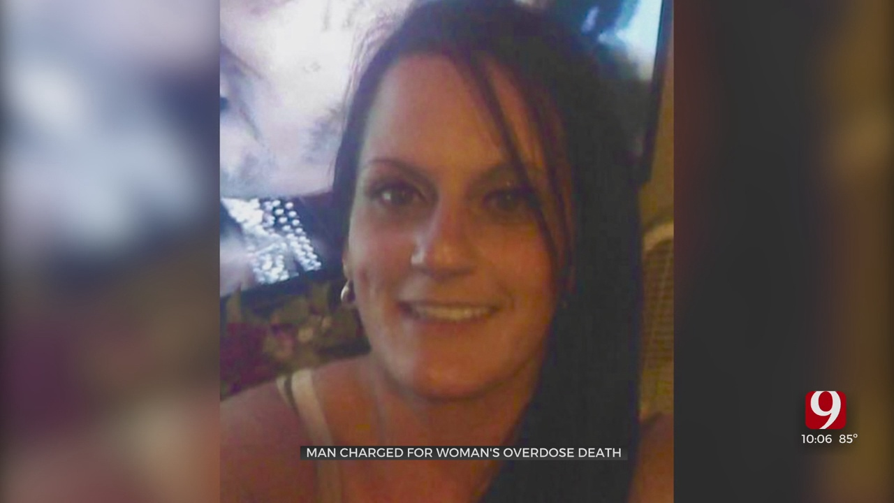 Man Charged In 2020 Overdose Death Of Chickasha Mother