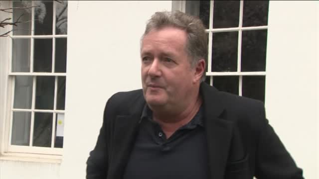 Piers Morgan Leaves 'Good Morning Britain' After Meghan And Prince Harry Comments