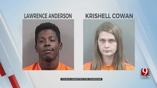 Couple Charged With 1st-Degree Murder In Overdose Death Of Chickasha Teen