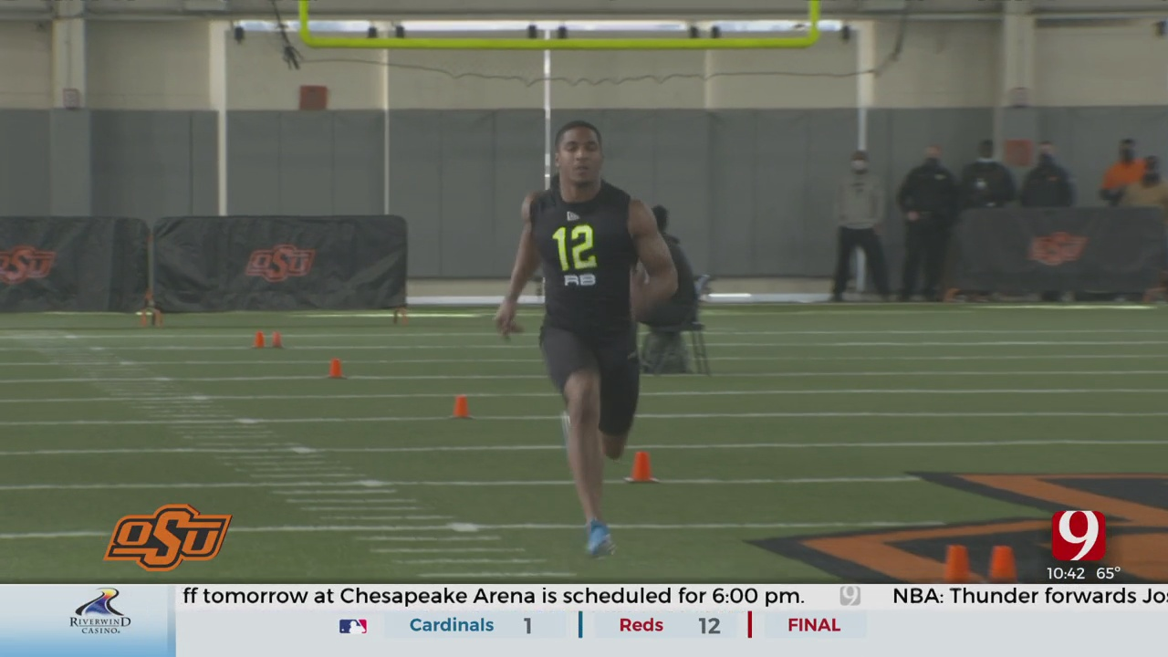 OSU Football Pro Day Recap