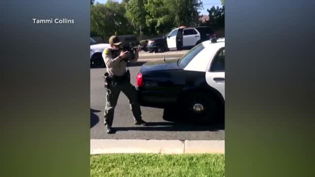 LA County Deputies Point Guns At 3 Black Teens Who Said A Man Tried To Stab Them
