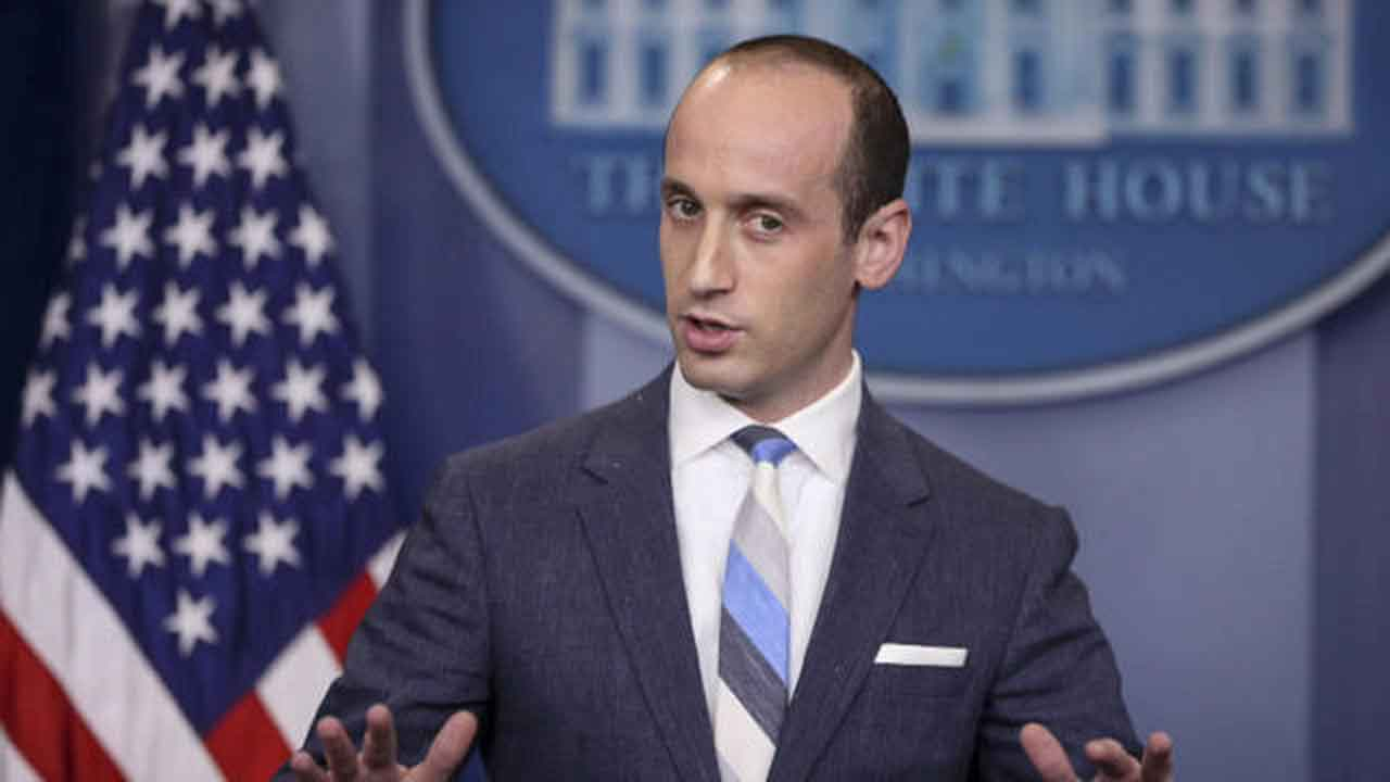 Administration Official: Top White House Aide Stephen Miller Tests Positive For Coronavirus
