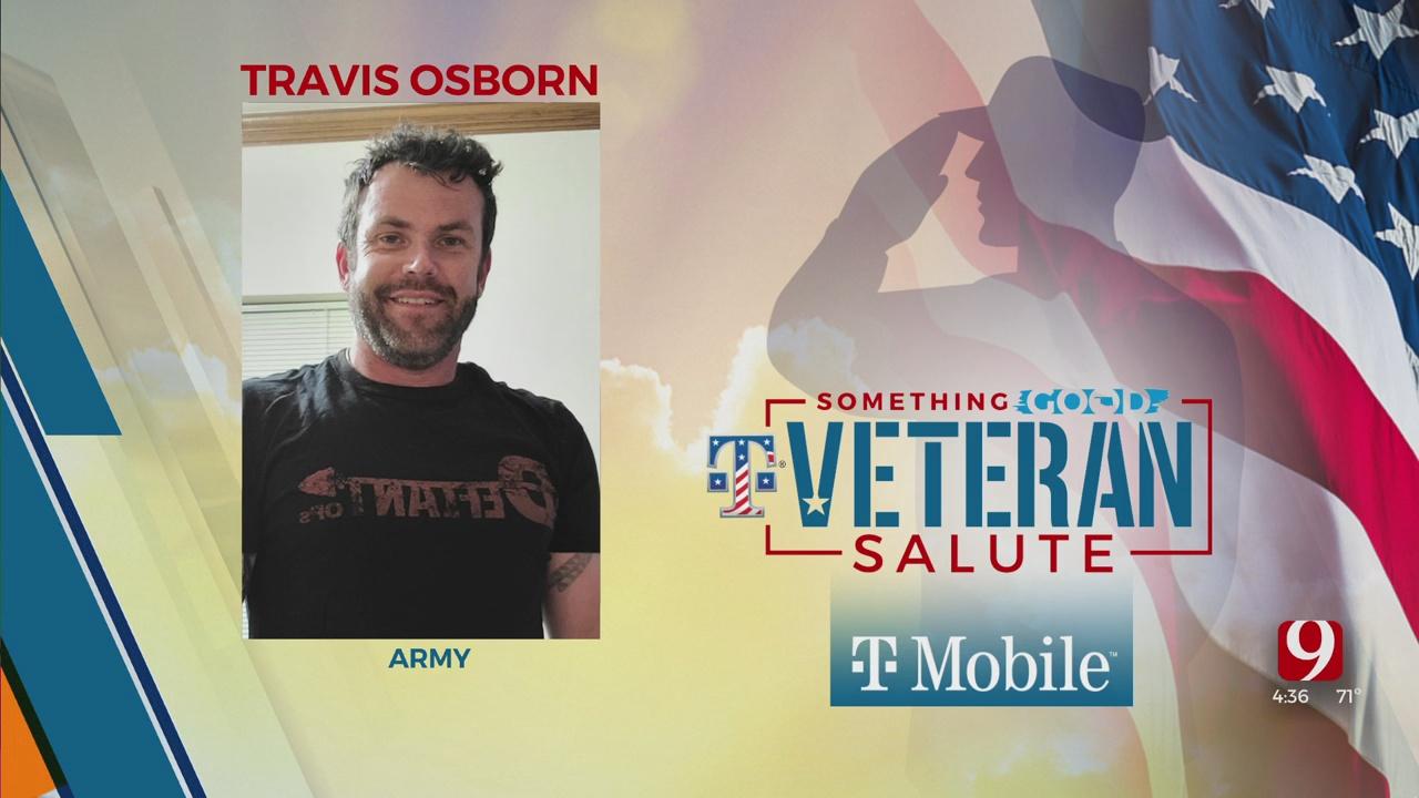 Veteran Salute: Travis Osborn