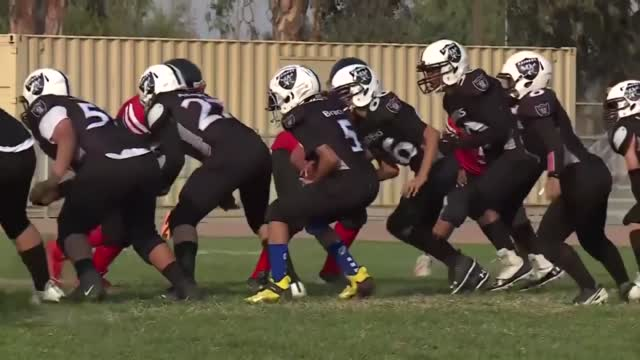 He Lost His Vision At 7, But Went On To Become A Starting Quarterback