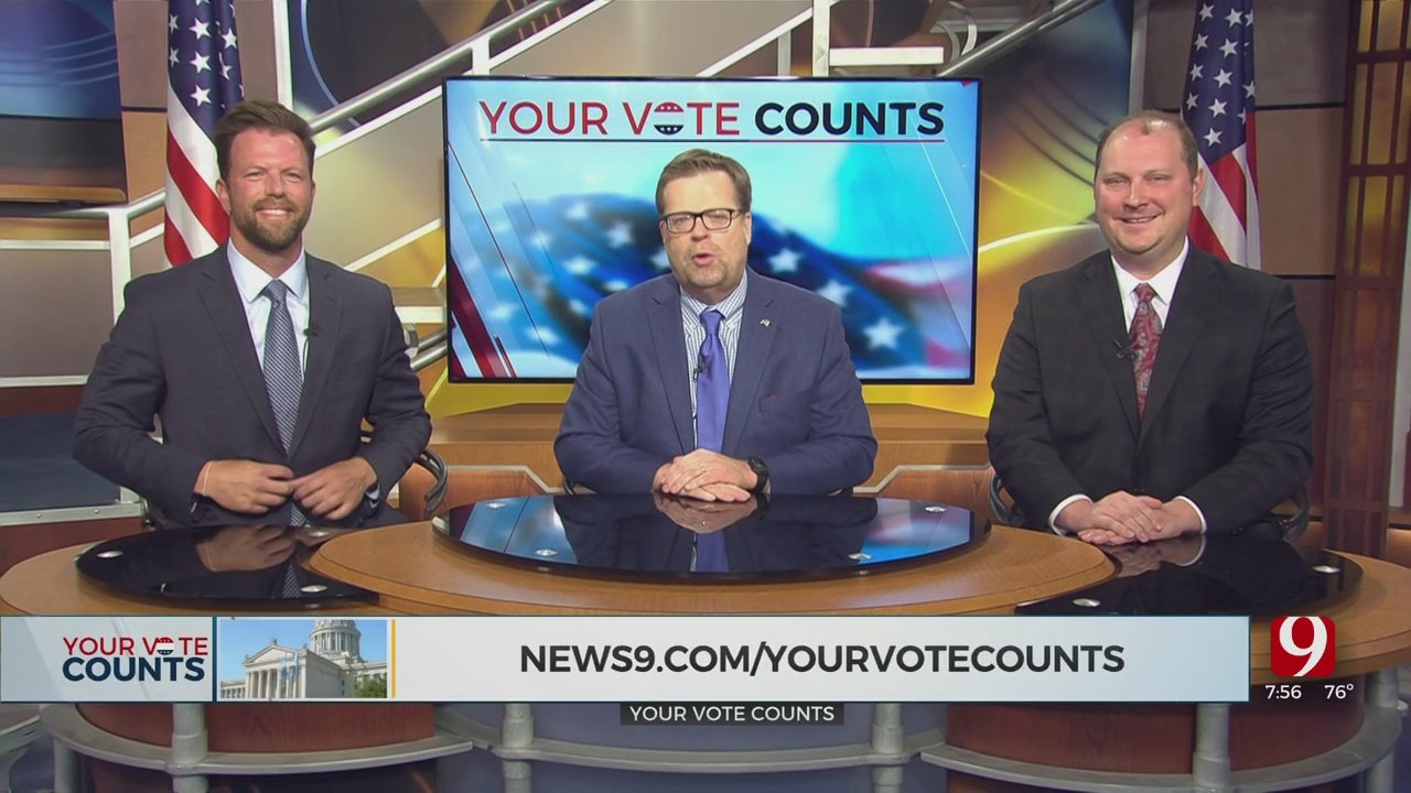Your Vote Counts: A Potential Special Session, Kids Going Back To School, Nursing Shortage