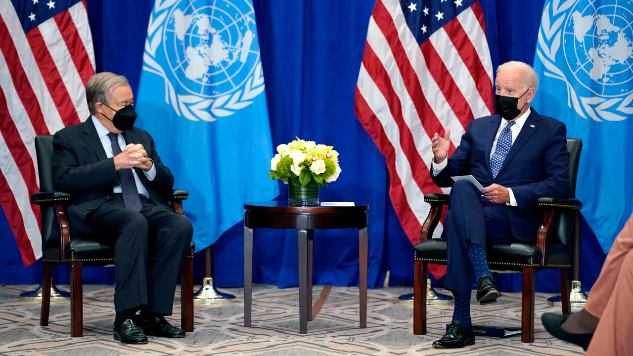 Biden Aims To Enlist Allies In Tackling Climate, COVID, More