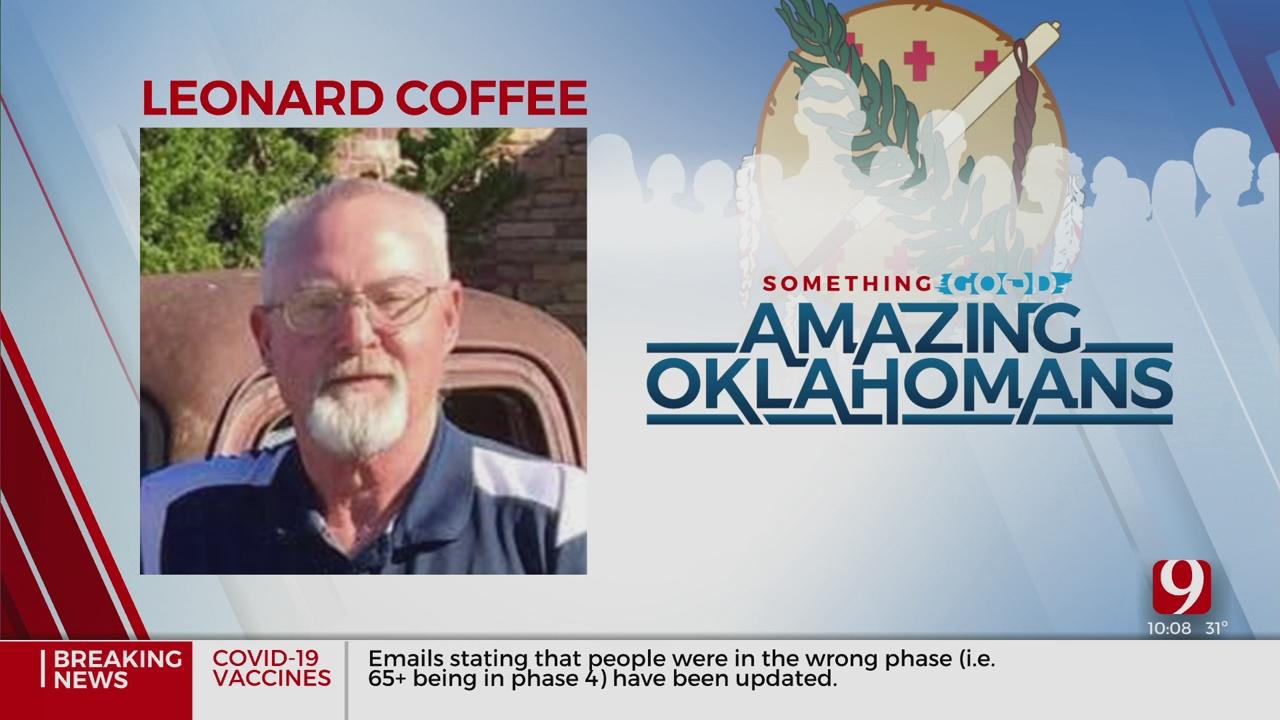 Amazing Oklahoman: Leonard Coffee