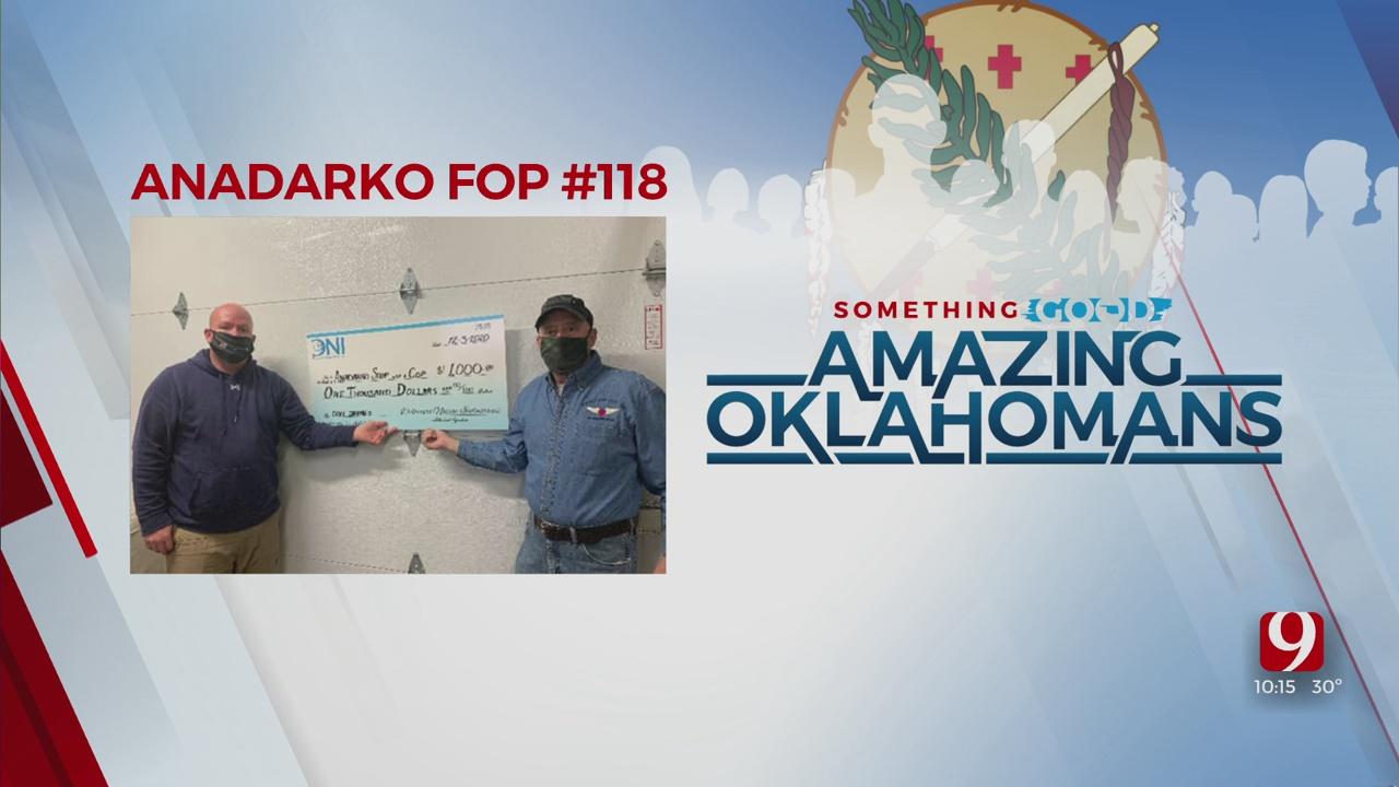 Amazing Oklahoman: Anadarko FOP #118