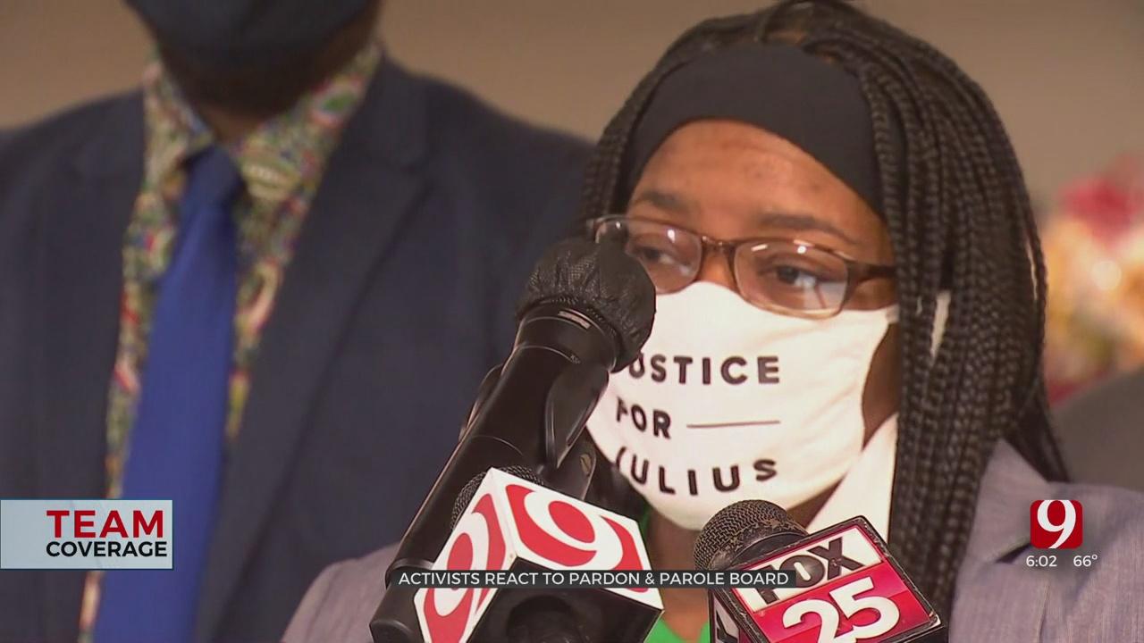 Family Reacts To Pardon & Parole Boards Decision To Advance Julius Jones' Commutation Application