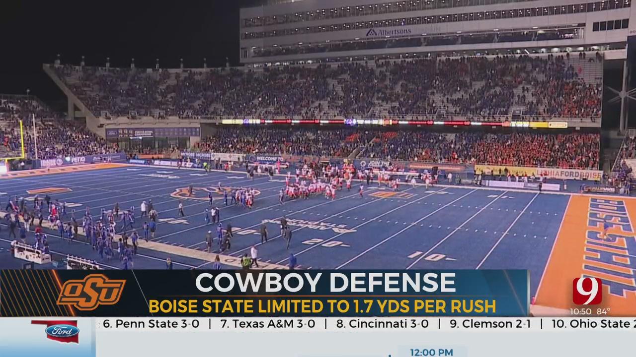 OSU Breakdown: Cowboys Beat Boise State