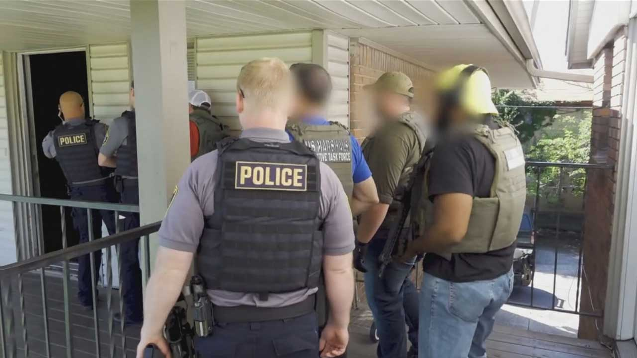 'The Worst Of The Worst': OCPD, US Marshals Take Down 47 Wanted Fugitives In 'Operation Spartan'