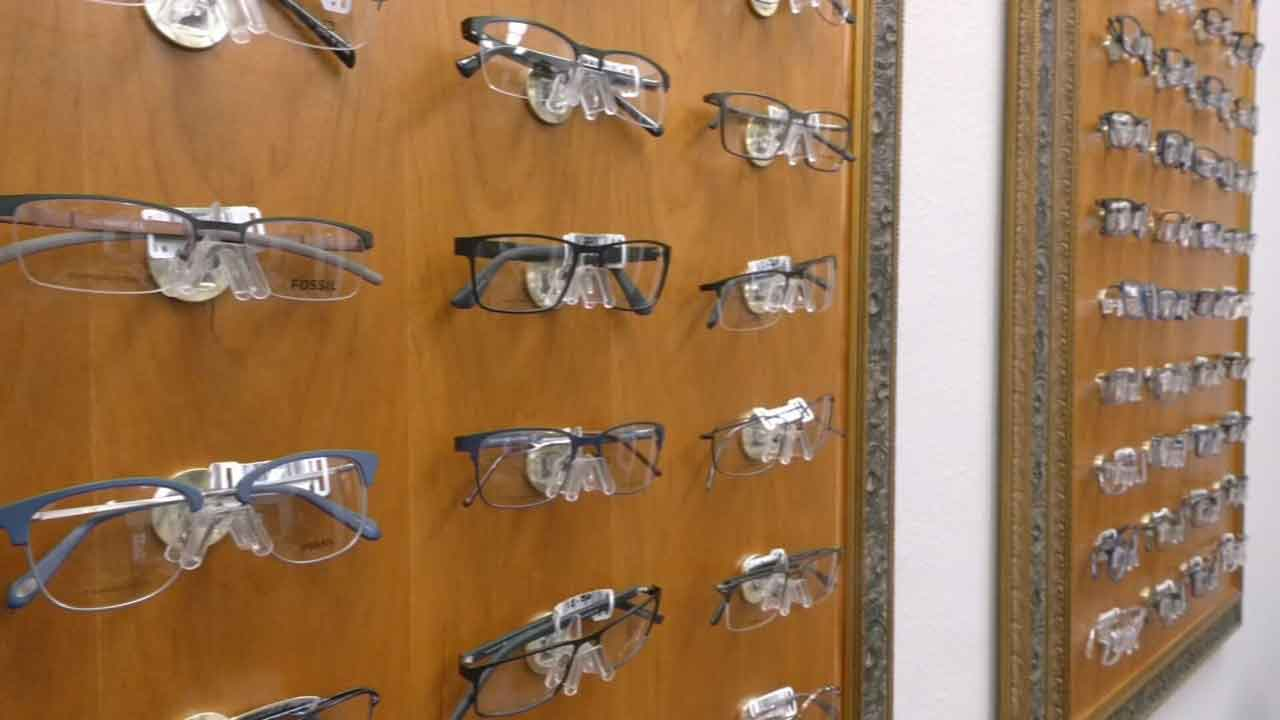Something Good: Elk City Optometrist Looking Out For Her Community