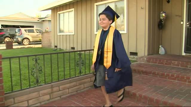 13-Year-Old Earns 4 College Degrees
