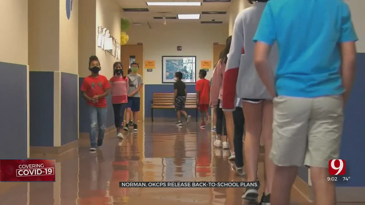 Metro Districts Prepare For The Start Of The School Year