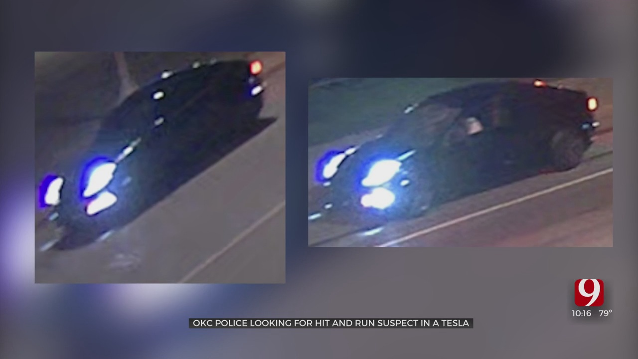 Police Search For Driver Of Tesla Accused Of Hitting 2 People In Bricktown