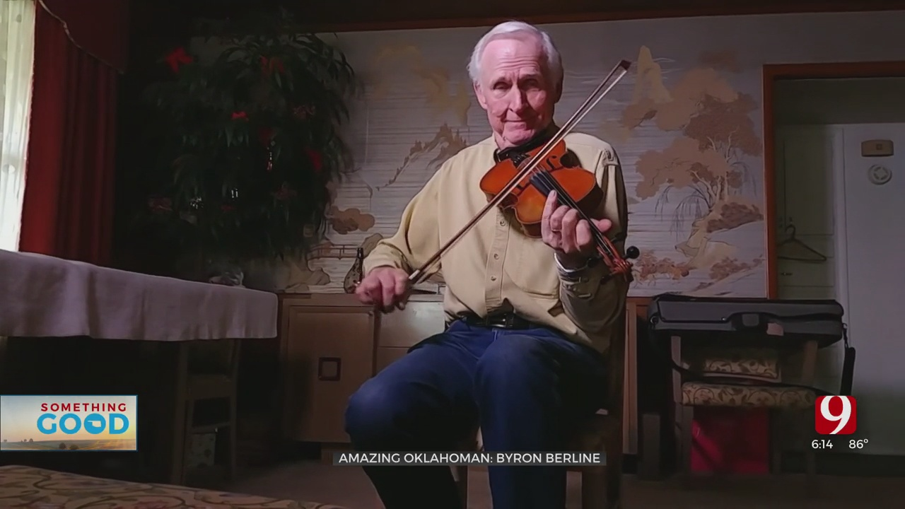Byron Berline - Owner Of The Double Stop Fiddle Shop - Remembered As Icon, Great Husband & Dad