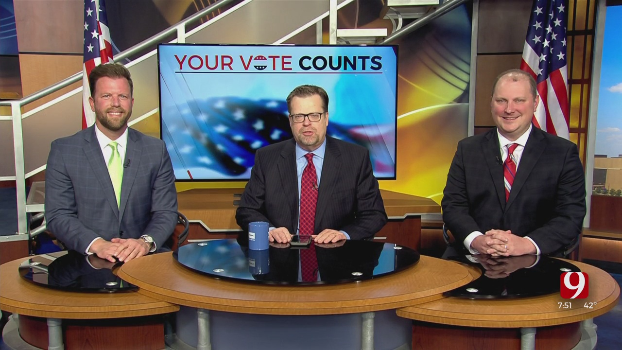 Your Vote Counts: Progress Of Legislative Session, Education Funding, Fiscal Transparency