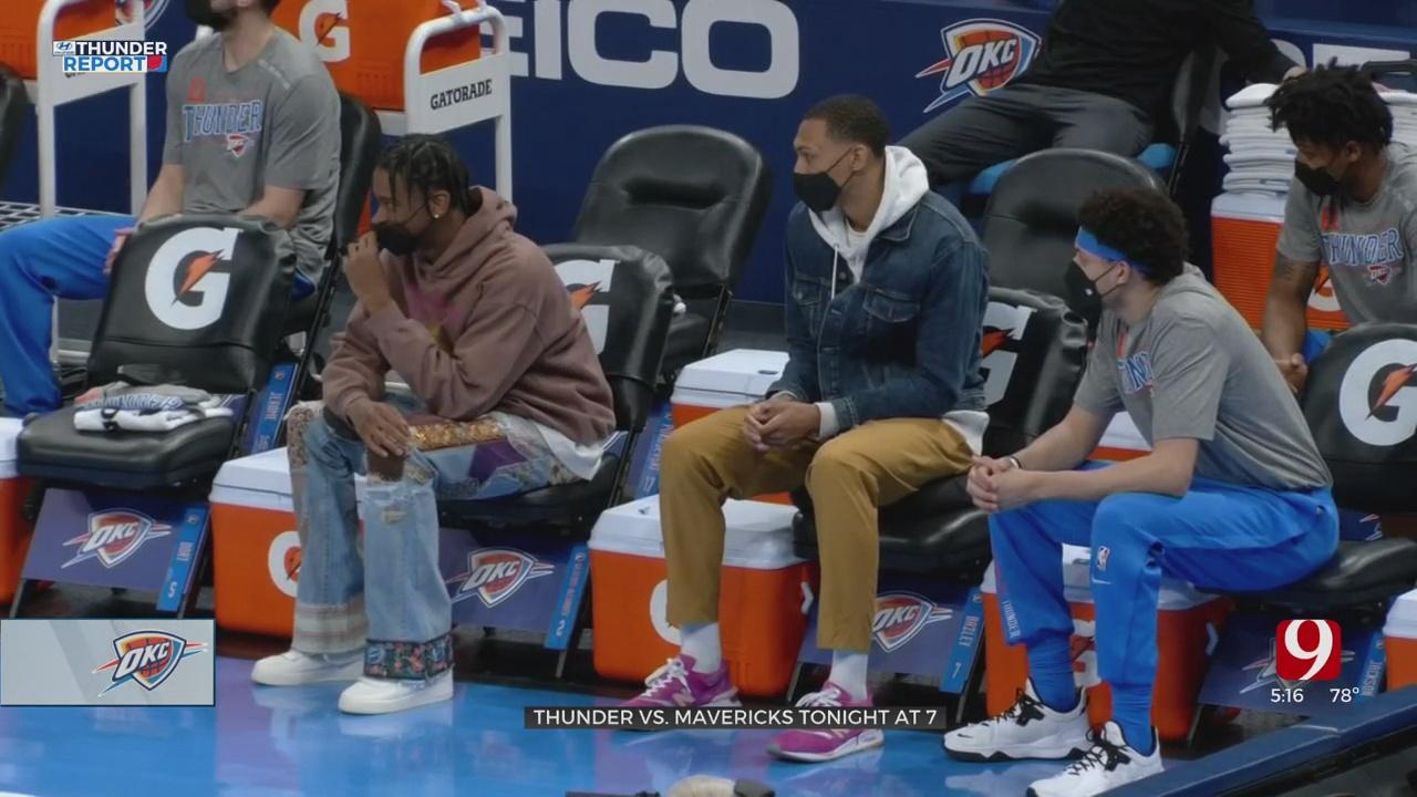 OKC Thunder Take On Dallas Mavericks For 3rd & Final Matchup