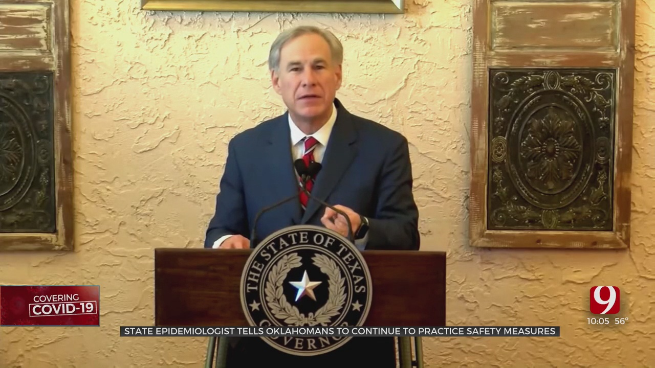 State Officials React To Texas COVID-19 Reopen Plan