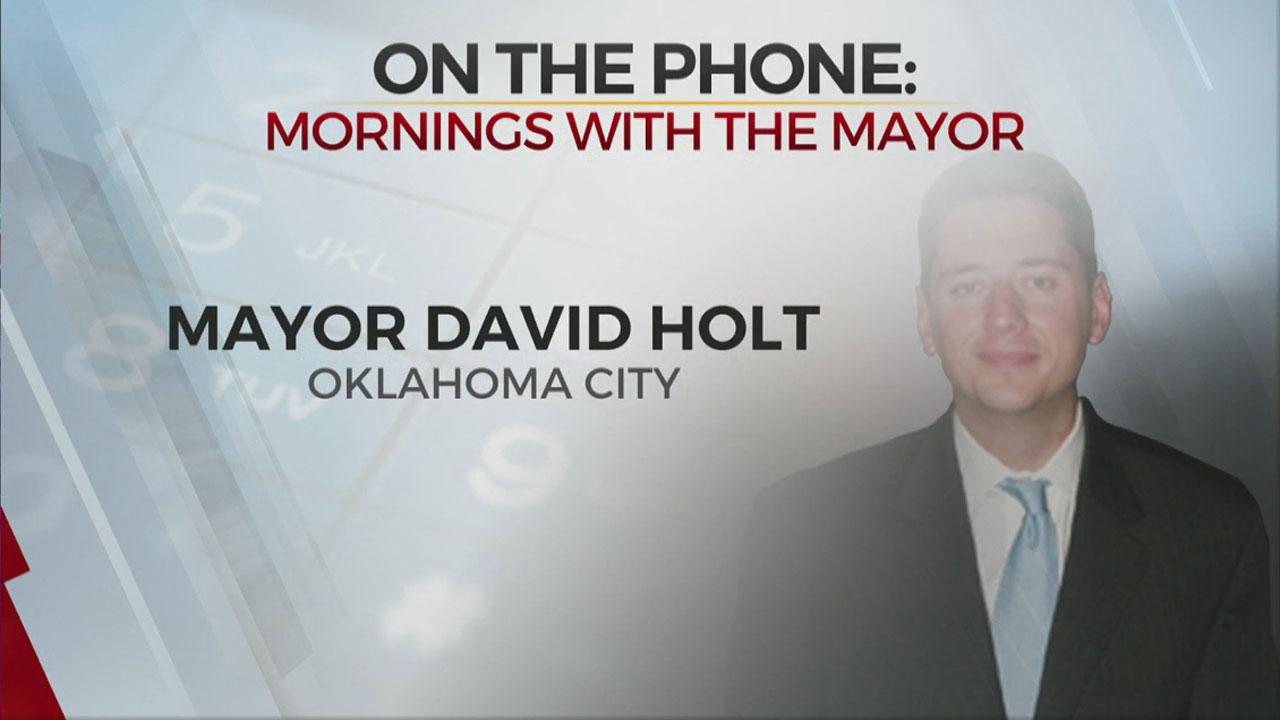 Mayor Holt