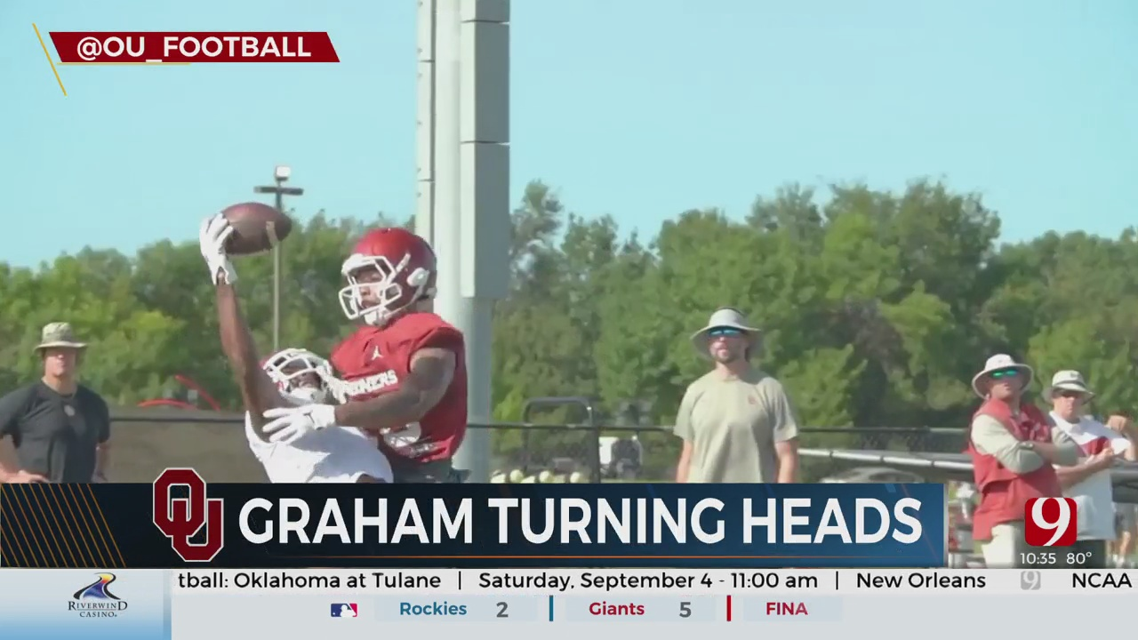 OU Football Practice Report