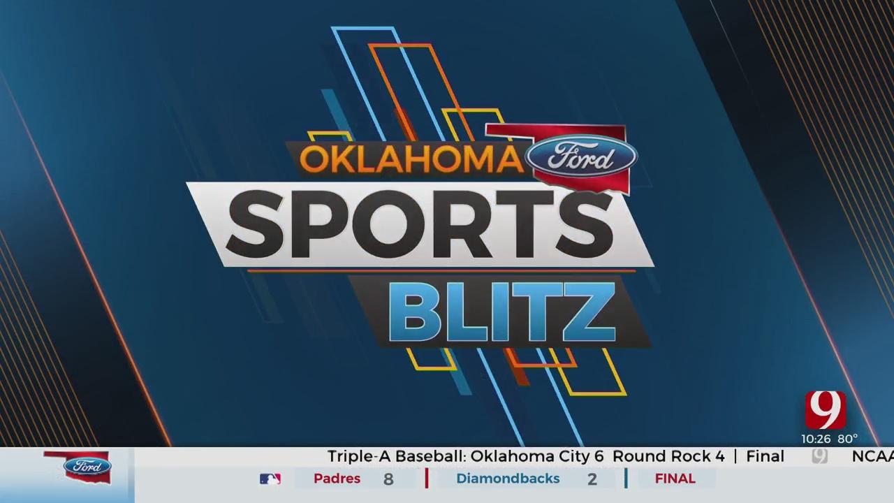 Oklahoma Ford Sports Blitz: August 15