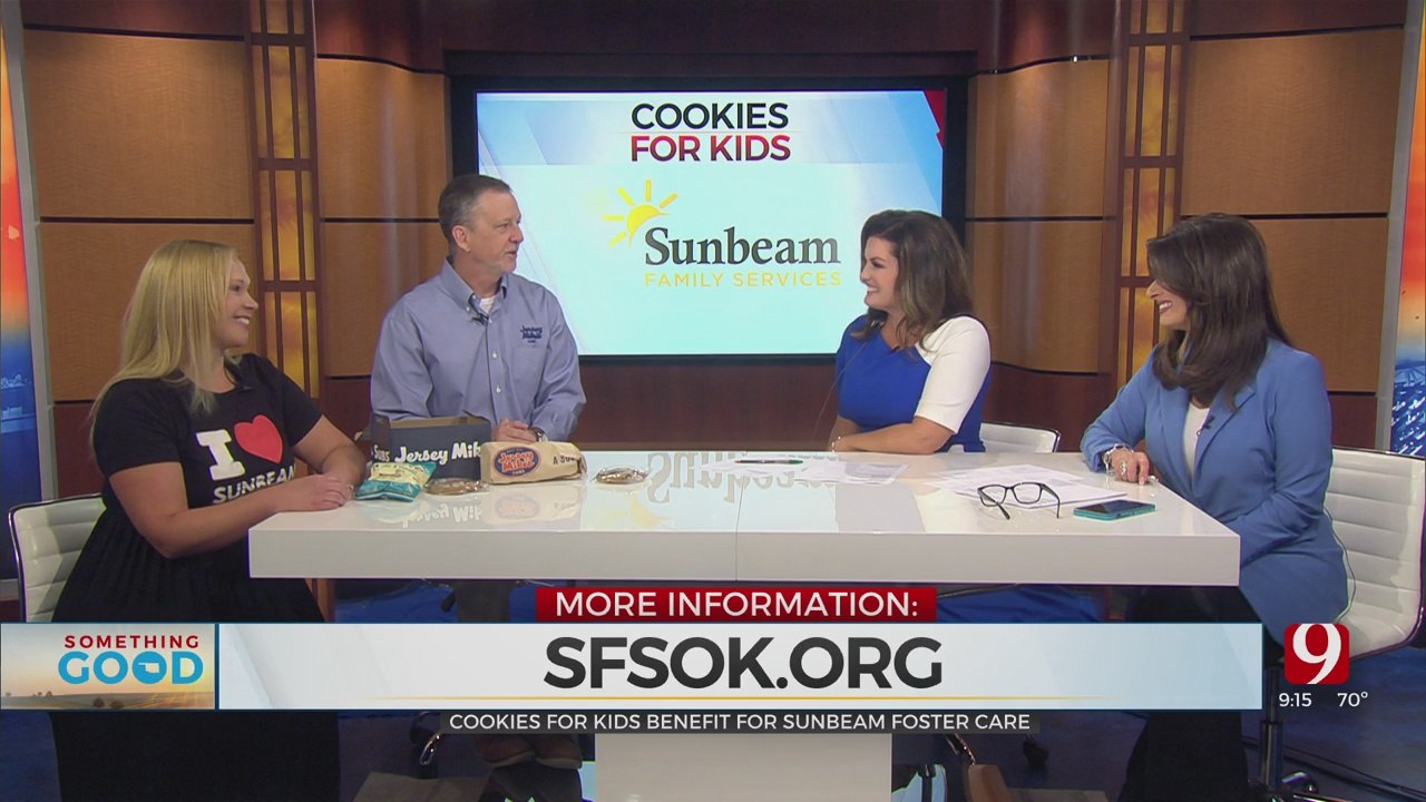 WATCH: Jersey Mike's Teams Up With Sunbeam Family Services With 'Cookies For Kids'
