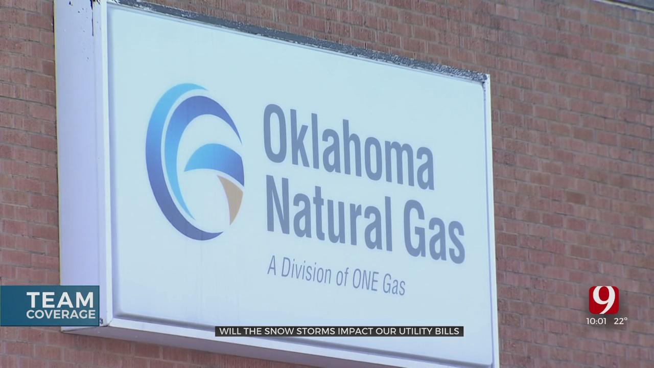 Oklahomans Anxious Over Upcoming Natural Gas Bill Following Utility Warning