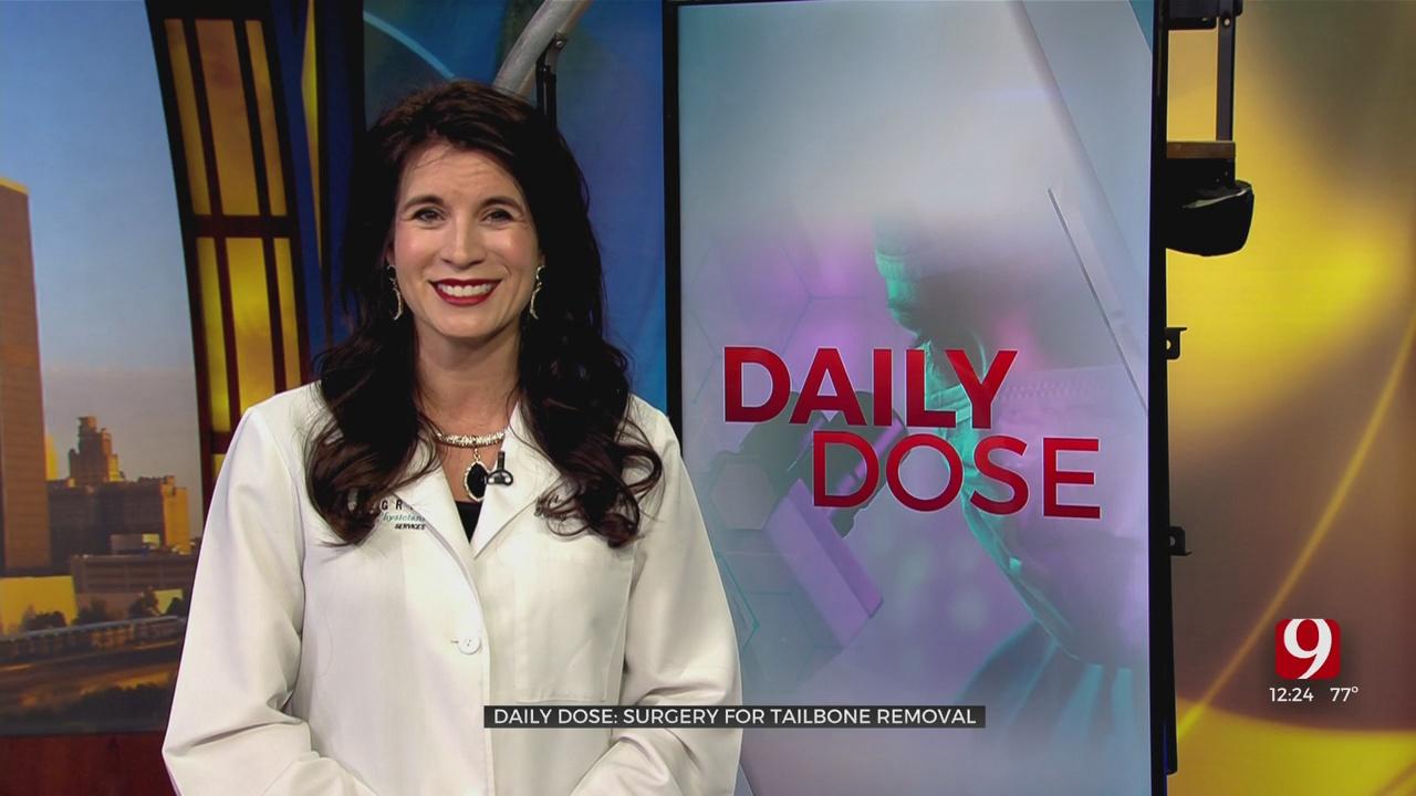 Daily Dose: Tailbone Removal Surgery