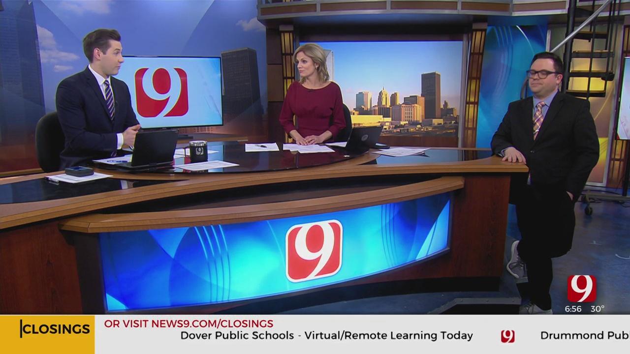 News 9 6 a.m. Newscast (Feb. 8)